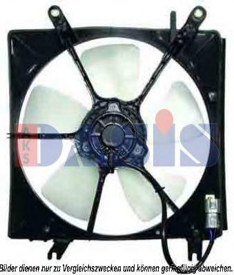 Вентилятор, охлаждение двигателя AKS DASIS 108027N