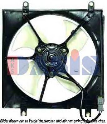 Вентилятор, охлаждение двигателя AKS DASIS 108028N