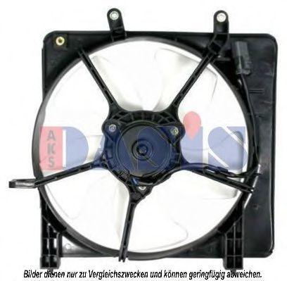 Вентилятор, охлаждение двигателя AKS DASIS 108034N