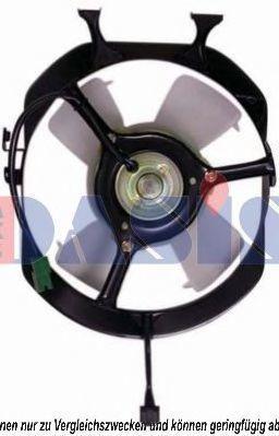 Вентилятор, охлаждение двигателя AKS DASIS 108037N