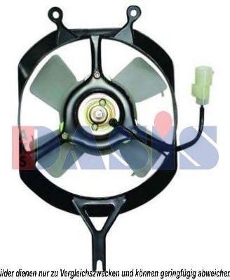 Вентилятор, конденсатор кондиционера AKS DASIS 108038N