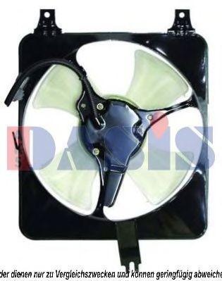 Вентилятор, охлаждение двигателя AKS DASIS 108041N