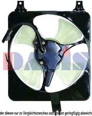 Вентилятор, охлаждение двигателя AKS DASIS 108042N
