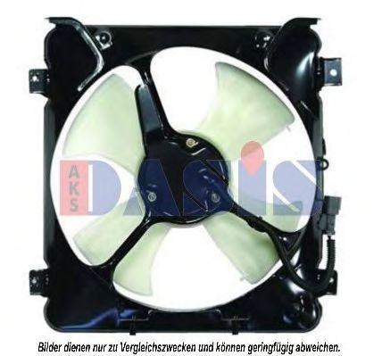 Вентилятор, охлаждение двигателя AKS DASIS 108045N
