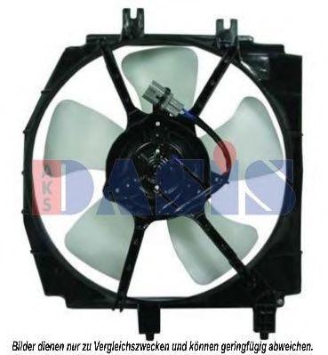 Вентилятор, охлаждение двигателя AKS DASIS 118008N
