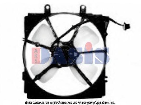 Вентилятор, охлаждение двигателя AKS DASIS 118010N