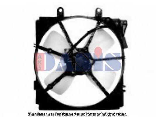 Вентилятор, охлаждение двигателя AKS DASIS 118013N