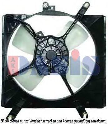 Вентилятор, охлаждение двигателя AKS DASIS 118018N