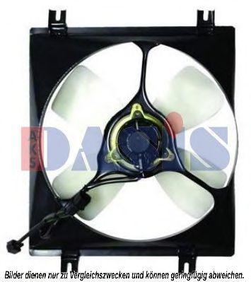 Вентилятор, охлаждение двигателя AKS DASIS 118023N