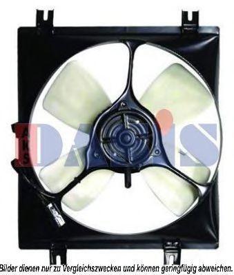 Вентилятор, охлаждение двигателя AKS DASIS 118024N