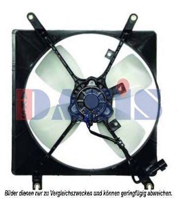 Вентилятор, охлаждение двигателя AKS DASIS 118028N