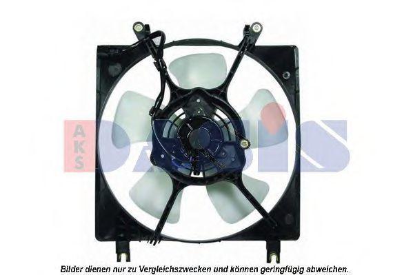 Вентилятор, охлаждение двигателя AKS DASIS 118029N