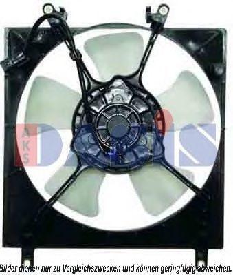 Вентилятор, охлаждение двигателя AKS DASIS 118031N