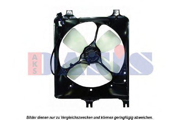 Вентилятор, охлаждение двигателя AKS DASIS 118047N