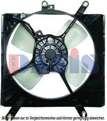Вентилятор, охлаждение двигателя AKS DASIS 118050N