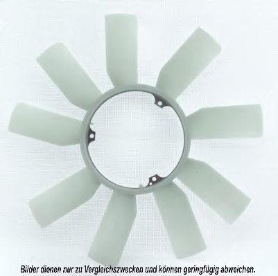 Крыльчатка вентилятора, охлаждение двигателя AKS DASIS 128021N