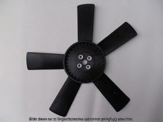 Крыльчатка вентилятора, охлаждение двигателя AKS DASIS 128028N