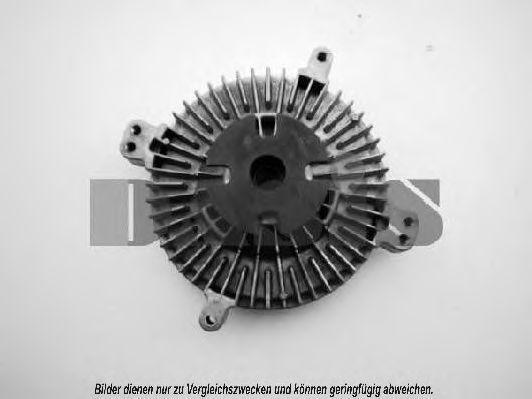 Сцепление, вентилятор радиатора AKS DASIS 128032N