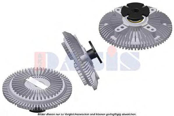 Сцепление, вентилятор радиатора AKS DASIS 128050N