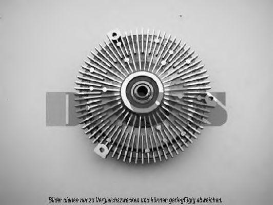 Сцепление, вентилятор радиатора AKS DASIS 128051N
