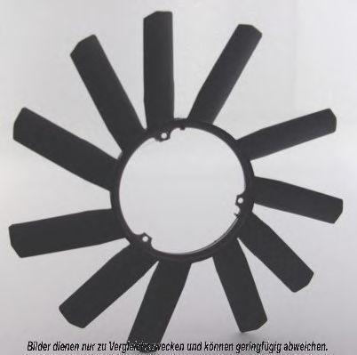 Крыльчатка вентилятора, охлаждение двигателя AKS DASIS 128069N