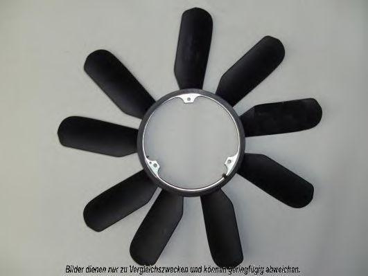 Крыльчатка вентилятора, охлаждение двигателя AKS DASIS 128117N