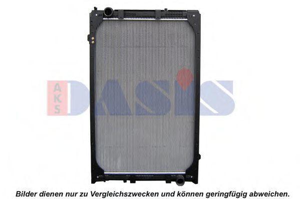 Радиатор, охлаждение двигателя AKS DASIS 130061N