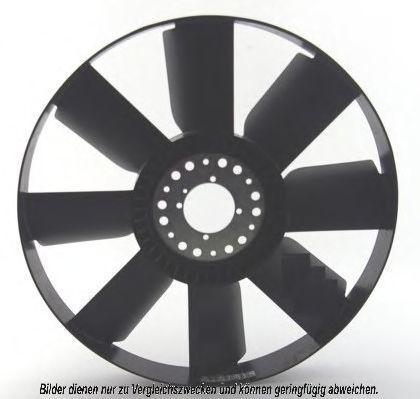 Крыльчатка вентилятора, охлаждение двигателя AKS DASIS 138021N