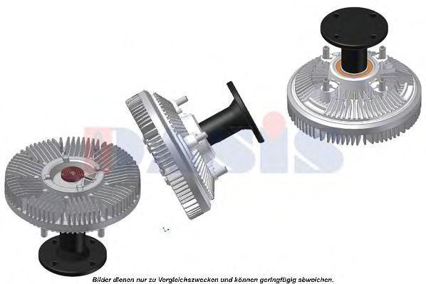 Сцепление, вентилятор радиатора AKS DASIS 138039N