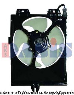 Вентилятор, охлаждение двигателя AKS DASIS 148014N
