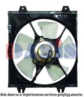 Вентилятор, охлаждение двигателя AKS DASIS 148032N