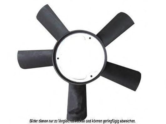 Крыльчатка вентилятора, охлаждение двигателя AKS DASIS 158027N