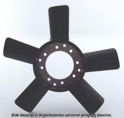 Крыльчатка вентилятора, охлаждение двигателя AKS DASIS 158028N