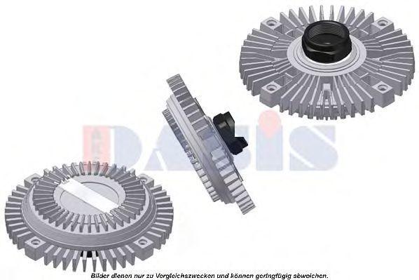 Сцепление, вентилятор радиатора AKS DASIS 158030N