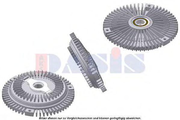 Сцепление, вентилятор радиатора AKS DASIS 158040N