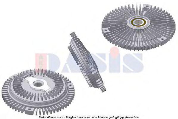 Сцепление, вентилятор радиатора AKS DASIS 158050N