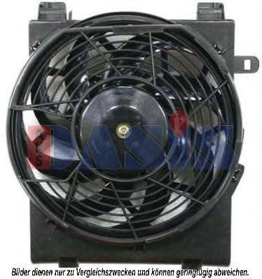 Вентилятор, охлаждение двигателя AKS DASIS 158067N
