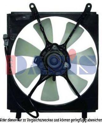 Вентилятор, охлаждение двигателя AKS DASIS 218007N