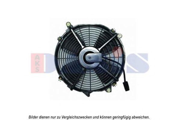 Вентилятор, конденсатор кондиционера AKS DASIS 218046N