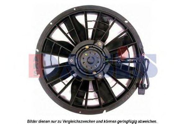 Вентилятор, охлаждение двигателя AKS DASIS 228033N