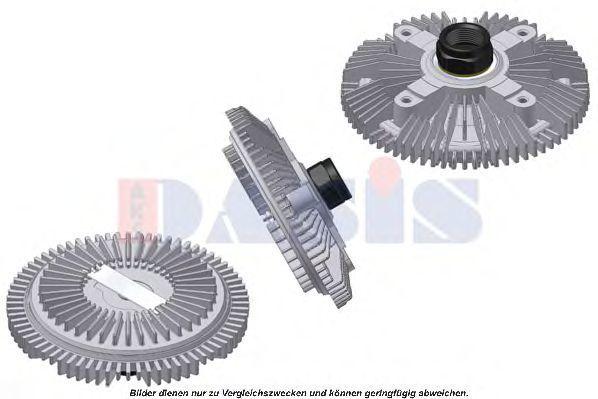 Сцепление, вентилятор радиатора AKS DASIS 378002N