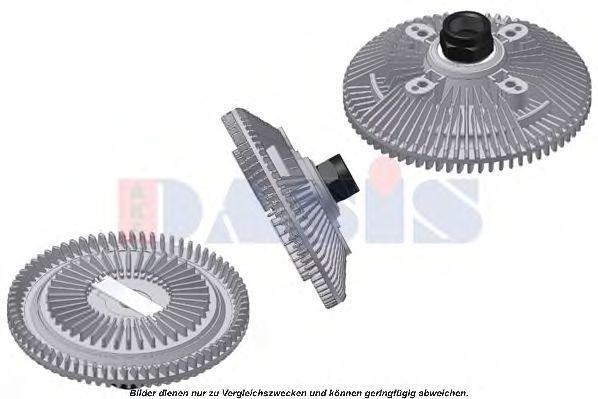 Сцепление, вентилятор радиатора AKS DASIS 378028N