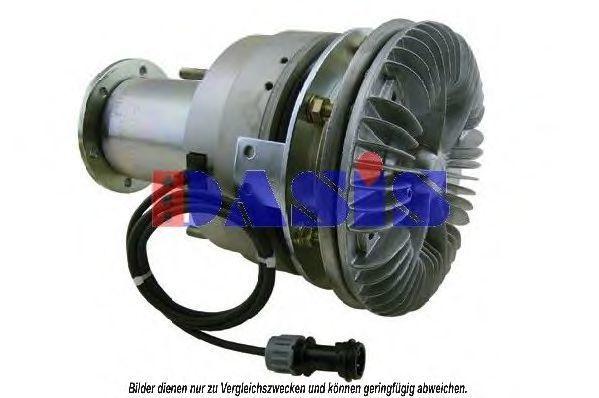 Сцепление, вентилятор радиатора AKS DASIS 468002N