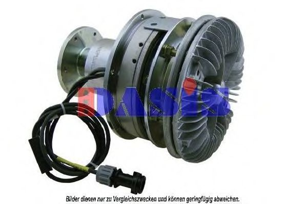 Сцепление, вентилятор радиатора AKS DASIS 468003N