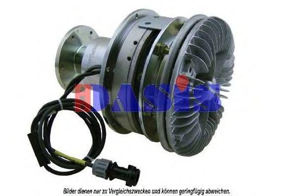 Вентилятор, охлаждение двигателя AKS DASIS 468003T