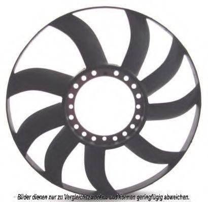 Крыльчатка вентилятора, охлаждение двигателя AKS DASIS 488005N