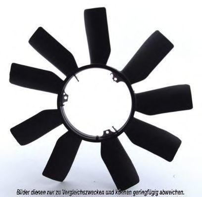 Крыльчатка вентилятора, охлаждение двигателя AKS DASIS 488007N