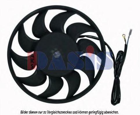 Вентилятор, охлаждение двигателя AKS DASIS 488015N