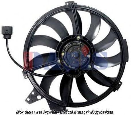 Вентилятор, охлаждение двигателя AKS DASIS 488021N