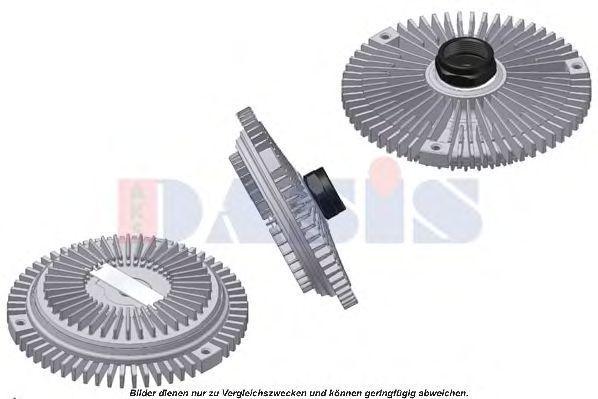 Сцепление, вентилятор радиатора AKS DASIS 488160N